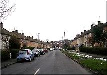 SE2334 : Wellstone Avenue - Swinnow Road by Betty Longbottom