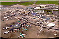 O1743 : Dublin Airport takeoff by Suzanne Mischyshyn