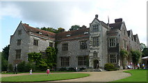 SU7037 : Chawton House by Peter Trimming