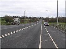 H6257 : A5 Omagh Road, Ballygawley by Kenneth  Allen