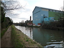 TQ1579 : Grand Union Canal by J Taylor