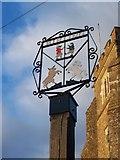 TQ6860 : Birling Village Sign by David Anstiss