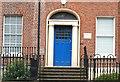 J3372 : Doorway, south Belfast (3) by Albert Bridge