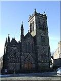NS2776 : Ardgowan Parish Church by Thomas Nugent