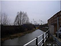 TQ3783 : City Mill River by PAUL FARMER