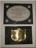 SU9877 : Memorial on the south wall at St Mary the Virgin, Datchet by Basher Eyre