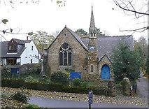SK6443 : United Reformed Church by Alan Murray-Rust