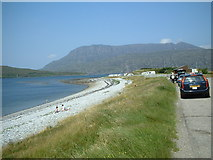 NH1098 : View to Ben Mor Coigach by Jim Smillie