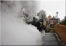 SU5290 : Didcot Railway Centre by Martin Addison