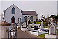 B7419 : Belcruit - St Mary's Catholic Cemetery & Church by Suzanne Mischyshyn