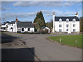 SO4510 : Road junction, Dingestow by Pauline E