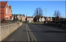 SO7845 : Northern end of Geraldine Road by Bob Embleton