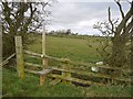 NZ1368 : Footpath to Breckney Hill by Andrew Curtis