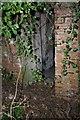 SU5984 : Pillbox entrance by Bill Nicholls