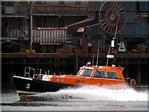 J3576 : Belfast Harbour Pilot Boat 'PB3' by Rossographer