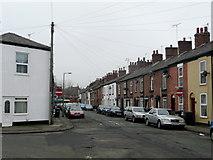 SJ9274 : Garden Street, Macclesfield by Jonathan Billinger
