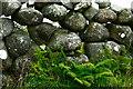 B8231 : Brinlack - Stone wall by Joseph Mischyshyn