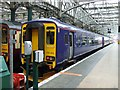 NS5865 : A blue Train by Thomas Nugent