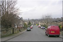 SE1734 : Sydenham Place - Otley Road by Betty Longbottom