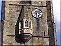 SE3611 : The Oriel Window - Royston Parish Church by P Neville