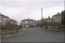 SE1734 : Killinghall Grove - Killinghall Drive by Betty Longbottom