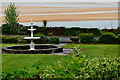 C0834 : Capuchin Friary - Fountain & Sheephaven Bay by Joseph Mischyshyn
