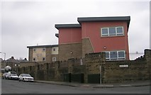 SE1734 : Undercliffe Health Centre - Undercliffe Old Road by Betty Longbottom