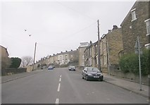SE1734 : Airedale College Terrace - Undercliffe Lane by Betty Longbottom