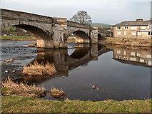 SE0361 : Burnsall Bridge by Alan Edwards
