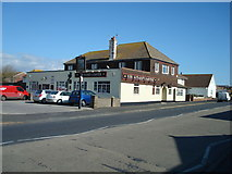 TQ4100 : The Sussex Coaster Public House, Peacehaven, East Sussex by Stacey Harris