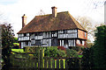 TQ8947 : Link House, Link Road, Egerton, Kent by Oast House Archive
