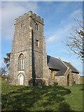 ST2214 : St Leonard's Church, Otterford by Roger Cornfoot