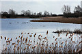 TL4284 : Block Fen 'B' Lake by Bob Jones