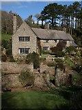 SX9050 : Coleton Fishacre House by Derek Harper