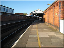 SO8455 : Foregate Street Station, Worcester by Philip Halling