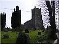 TM3862 : St.John the Baptist Church by Adrian Cable