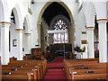 TM3862 : Inside St. John the Baptist Church by Geographer