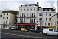 TQ8209 : Royal Albion, Hastings Seafront by N Chadwick