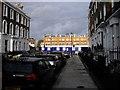 TQ2777 : Oakley Gardens looking toward Chelsea Manor Street by PAUL FARMER