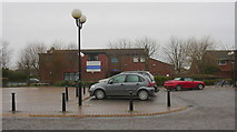 SD4520 : Tarleton Health Centre by Robert Wade