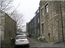 SD9321 : Providence Street - Beswick Street by Betty Longbottom