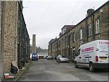 SD9321 : Cooperative Street - Beswick Street by Betty Longbottom