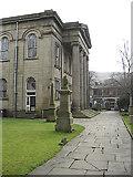 SD8122 : Longholme methodist church, Rawtenstall by michael ely
