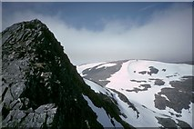 NN4974 : Top of Lancet Edge by Andy Waddington