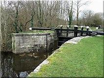 S7345 : Clashganny Lock by kevin higgins