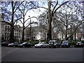 TQ2880 : Cars parked in Berkeley Square by PAUL FARMER