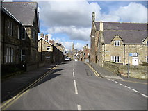 NU2410 : Northumberland Street, Alnmouth by Chris Heaton