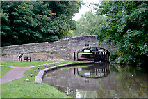 SJ9922 : Trent and Mersey Canal at Shugborough, Staffordshire by Roger  Kidd