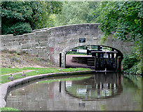 SJ9922 : Bridge No 73, Trent and Mersey Canal at Great Haywood, Staffordshire by Roger  Kidd