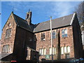 SJ4286 : St Mary's School, Woolton by Sue Adair